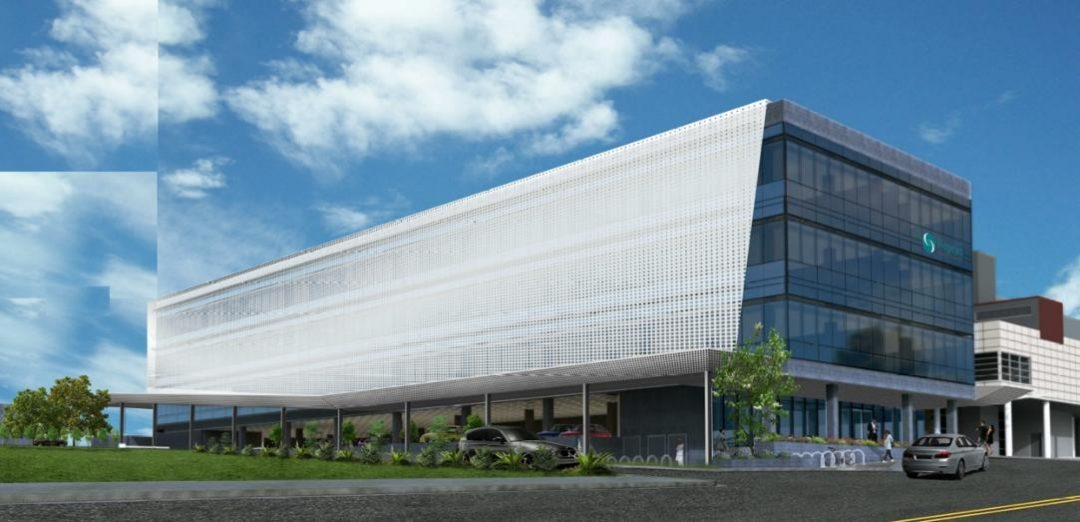 NEPEAN PRIVATE HOSPITAL EXPANSION STAGE 1