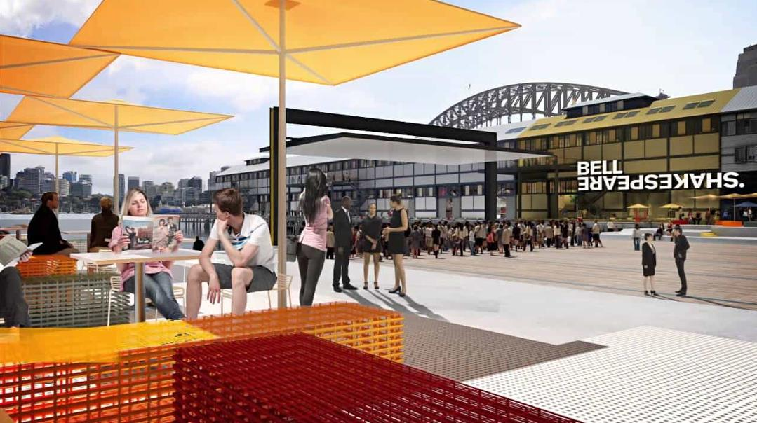 WALSH BAY ARTS PRECINCT REDEVELOPMENT